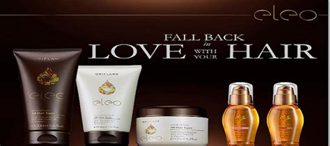 Eleo Conditioner fall back in with your hair eleo oriflame cosmetics