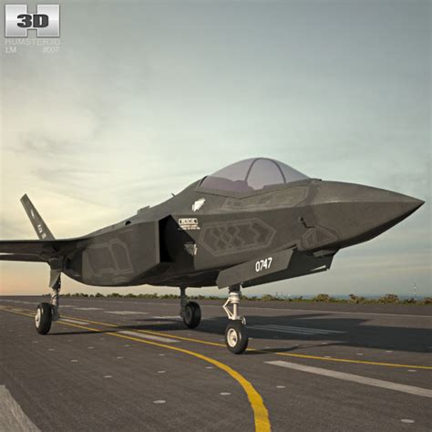 lockheed martin f 35 lightning ii model lockheed martin f 35 lightning ii 3d model hum3d