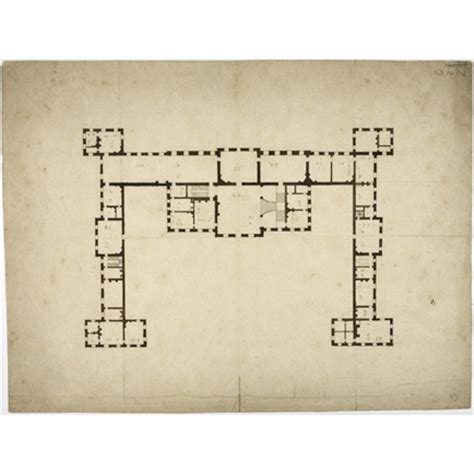 royal palace floor plans design for a royal palace ground floor plan riba