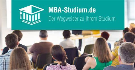 Mba Studium Kosten by Mba Studium De Mba Studium Alle Infos Anbieter