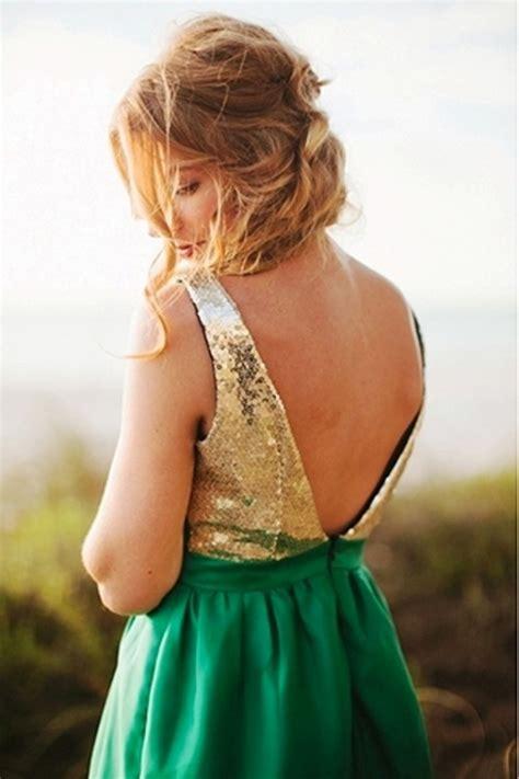 fabulous emerald  gold wedding ideas weddingomania