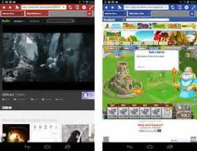 best flash player for android best 5 browsers support flash player for android