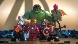 Lego marvel avengers reassembled episode 1 videos marvel super