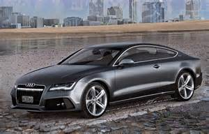 casey artandcolour cars audi a7c pillarless two door coupe
