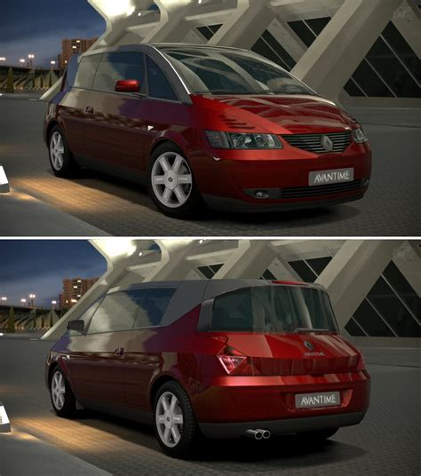 renault avantime top gear renault avantime 02 by gt6 garage on deviantart