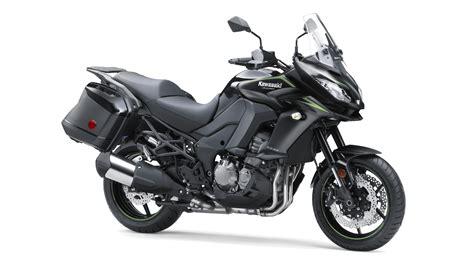 Kawasaki Touring Motorcycles by 2016 Versys 1000 Lt Touring Motorcycle By Kawasaki