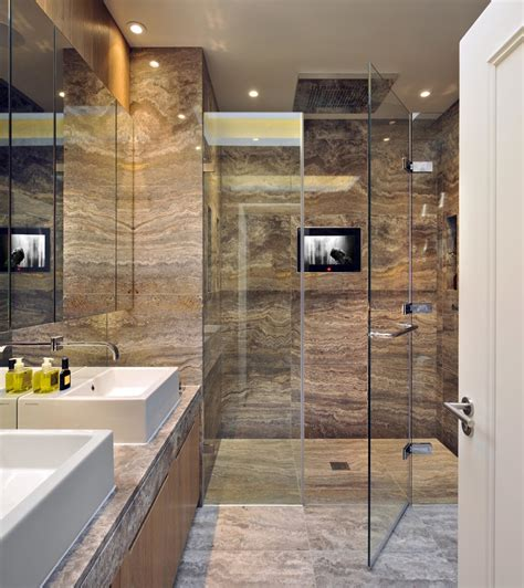 modern bathroom shower ideas master bathroom ideas bathroom contemporary with towel