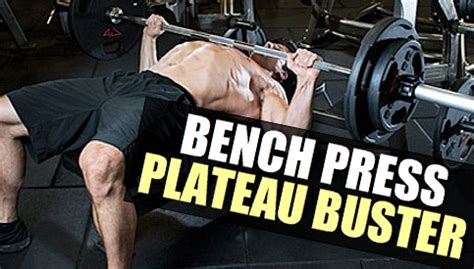 bench plateau sean nalewanyj real science based fitness advice