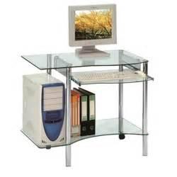 desktop bureau pour ordinateur en verre comparer les