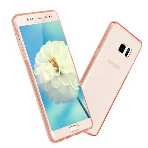 Gea Soft Touch Samsung J5 Casing s7 edge front back for samsung galaxy a5