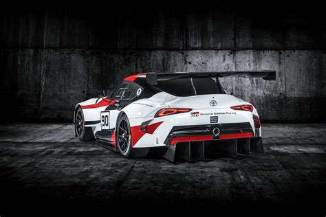 Racing Supra toyota gr supra racing concept 2018 picture number 689153