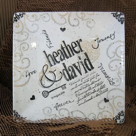 Creative Ideas for Memorable Personalized Wedding Gifts