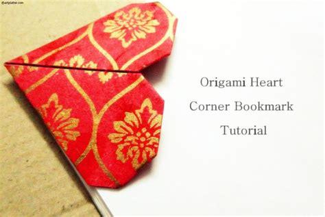 Origami Bookmark Tutorial - 102 best origami images on origami flowers