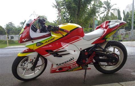 foto gambar modifikasi motor kawasaki 250 z 150 cc 250 rr html autos weblog
