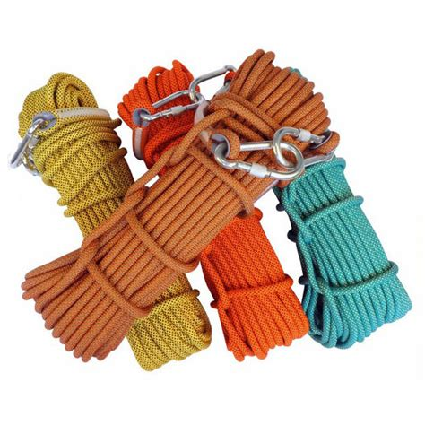 Technical Specifications Of Ntr Tali Rappelling Safety Climbing Rope Ntr Tali Rappelling Safety Climbing Rope 10 Meter Orange