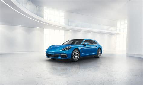 Porsche Panamera Ma E by La Porsche Panamera Sport Turismo Devient Hybride