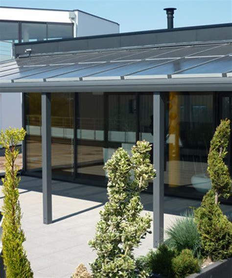veranda solare les panneaux solaires peuvent s installer sur toutes les
