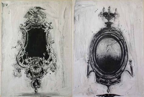 Drawing Of A Mirror