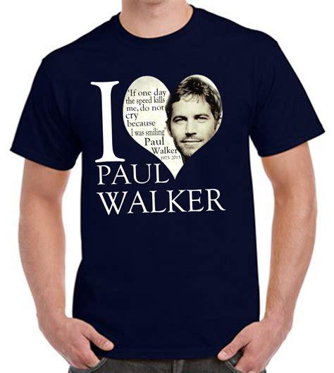 T Shirt Paul Walker paul walker rip t shirt from teee shop tshirts