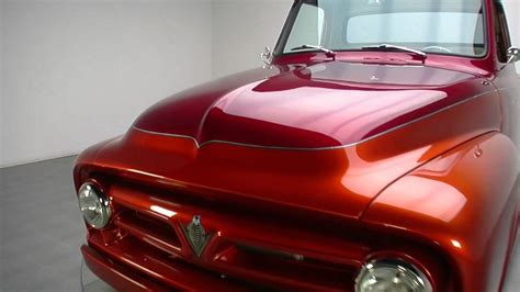 custom car lighting shops near me 135236 1953 ford f100 pickup truck youtube