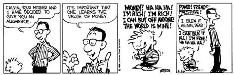 can finance save the world regaining power money to serve the common books best calvin and hobbes strips