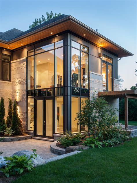 contemporary exterior design