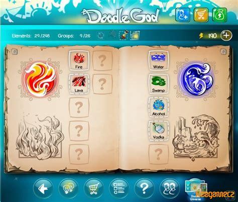 doodle god zablokowane elementy doodle god freegame cz