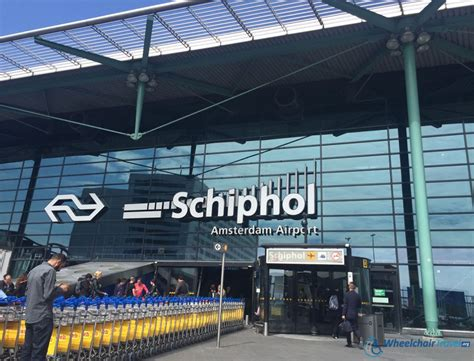 schiphol destinations amsterdam airport wheelchair accessibility assistance guide