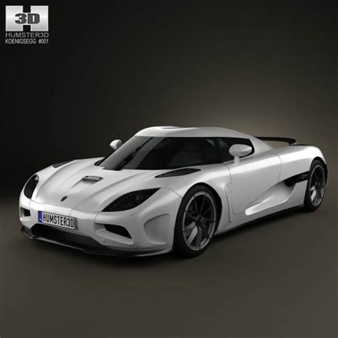 koenigsegg newest model koenigsegg agera 2011 3d model humster3d