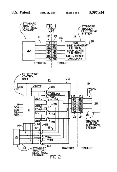 wabco abs trailer wiring diagram get free image about