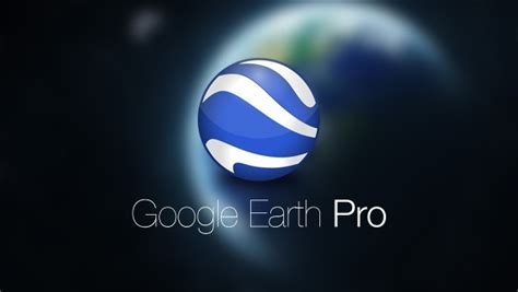 google earth pro   legally