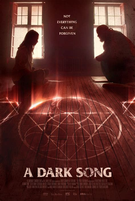 dark posters black magic horror a dark song gets a poster and trailer