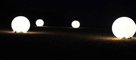 palloni illuminanti illuminazione temporanea per eventi e location noleggio