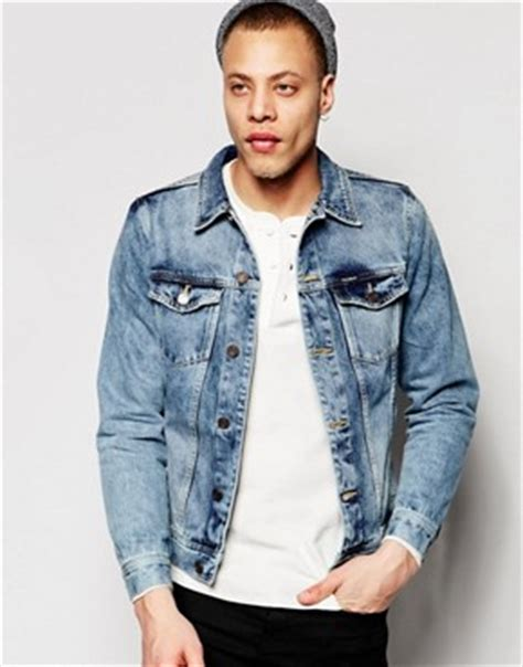 Jaket Wash Pull Quality s denim jackets denim jackets and casual jackets asos