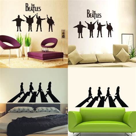 beatles home decor the beatles vinyl home decor art lot with quot abbey road