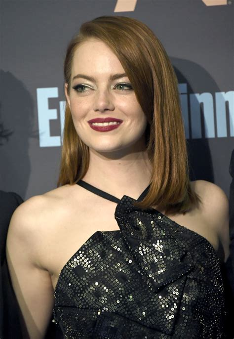 emma stone yearly income emma stone photos photos the 22nd annual critics choice