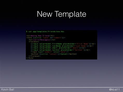 ember template understanding the nesting structure of the ember js view layer