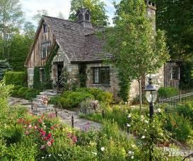 the elements of cottage garden design gardens