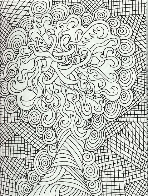 free printable coloring in pages for adults coloring pages for adults free large images