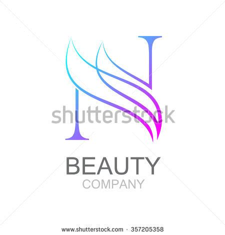 fashion logo design templates abstract letter n logo design template with industry and fashion logo cosmetics business