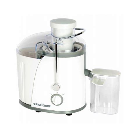 Juicer Black And Decker black and decker juicer extractor je400