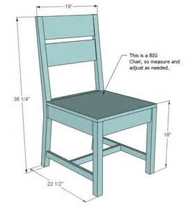 kitchen chair designs ana white build a classic chairs made simple free and
