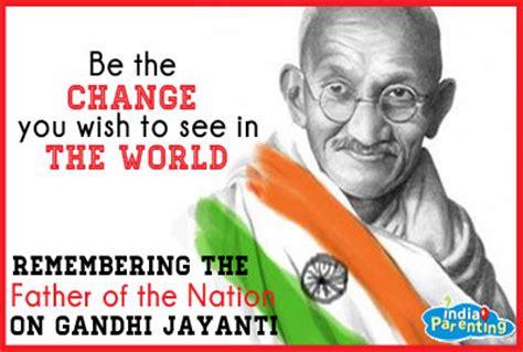 biography of mahatma gandhi for school project gandhiji s teachings