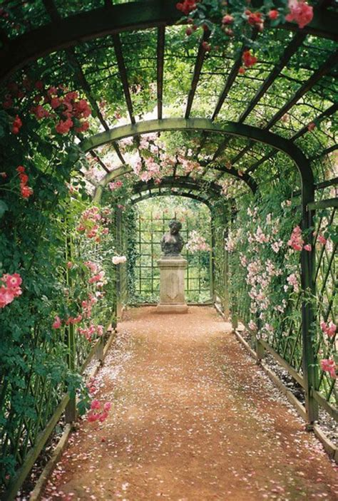 rose arbor and trellis my garden plans pinterest rose arbor just beautiful pinterest gardens