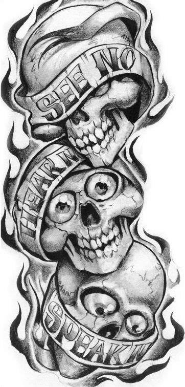 skull pictures skulls and tattoo sketches on pinterest