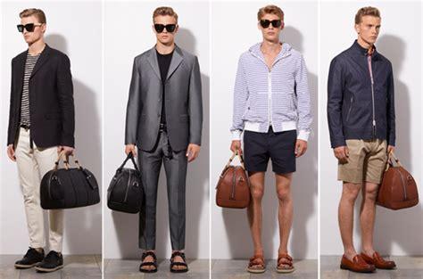 mens fashion trends 2015 michael kors menswear spring 2015 collection fashionbashon