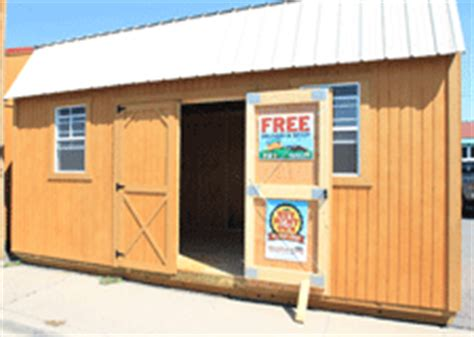The Shed Las Cruces by Weather King Portable Buildings Sheds And Cabins In Las