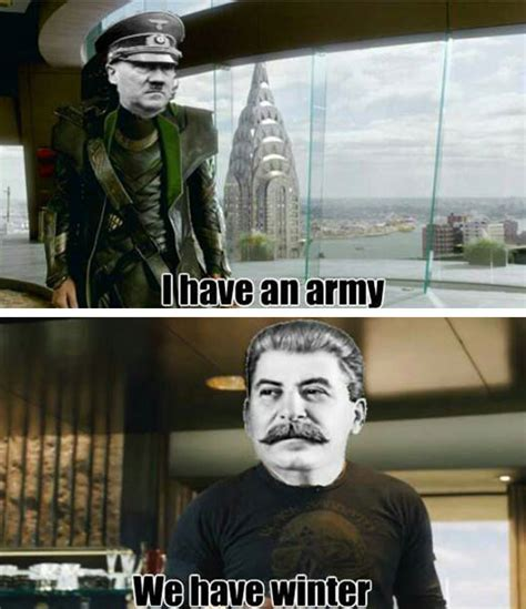 Winter Soldier Meme - stalin the winter soldier the meta picture
