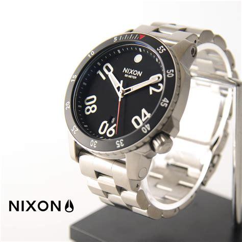 Nixon A050600100 Ranger All Black Original stayblue for living rakuten global market ranger