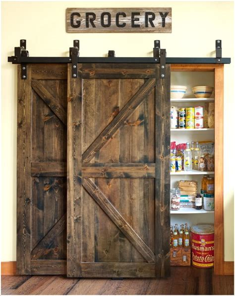 Home Barn Doors Add A Vintage Feel To Your Home With Recycled Barn Doors